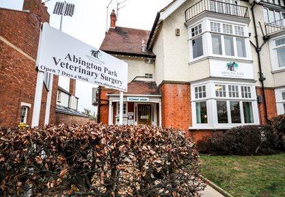 Abington Park Vets, Abington Practice
