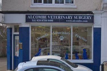 Alcombe Veterinary Surgery, Osterley