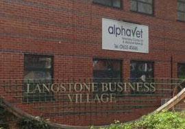 Alphavet Veterinary Centre, Langstone