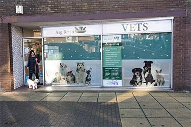 Arg Beiyn Veterinary Practice, Ramsey