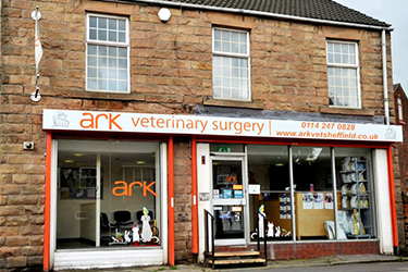 Ark Veterinary Surgery, Killamarsh