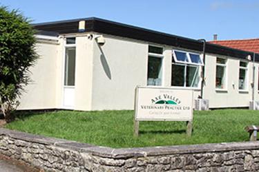 Axe Valley Veterinary Practice, Blackford