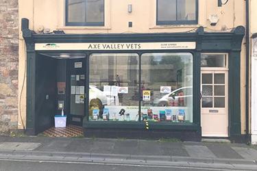 Axe Valley Veterinary Practice, Wells