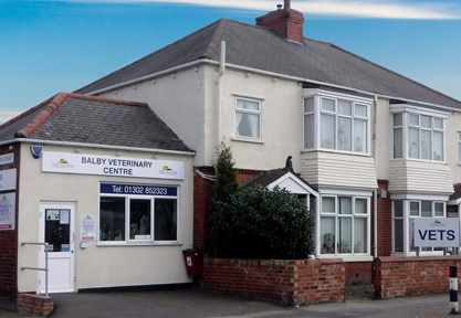 Balby & Maltby Vets, Balby