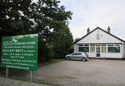 Birch Veterinary Centre, Moreton