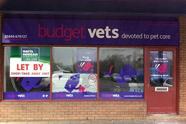Budget Vets, Bridgend