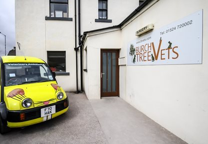Burch Tree Vets, Carnforth