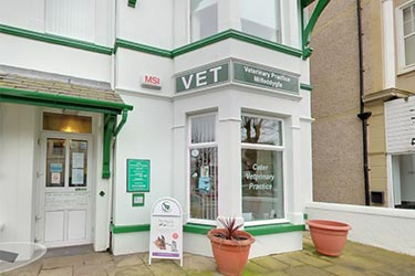 Cater Vets, Craig Y Don Surgery