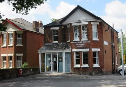 Christopher Carter Veterinary Surgery