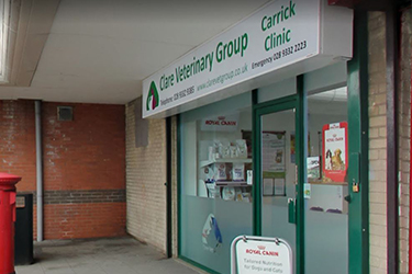 Clare Vet Clinic, Carrickfergus