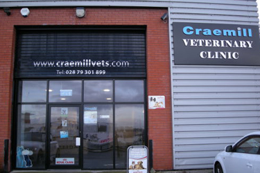 Craemill Veterinary Clinic - Magherafelt