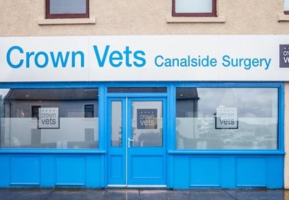 Crown Vets, Canalside Surgery