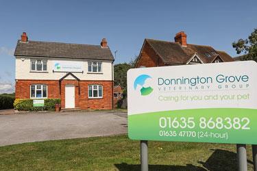 Donnington Grove - Thatcham