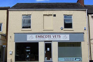 Emscote Vets