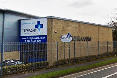 Fenaghy Veterinary Clinic, Antrim