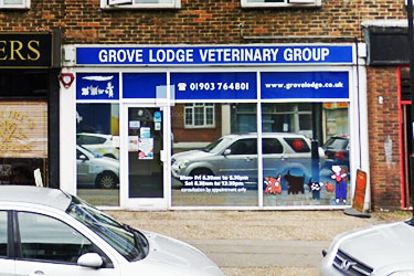 Grove Lodge Veterinary Group, Lancing