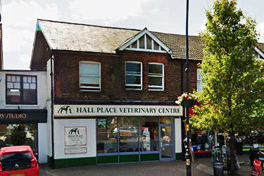 Hall Place Veterinary Centre, Bourne End