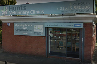 Hunt's Veterinary Clinic, Cheadle Hulme