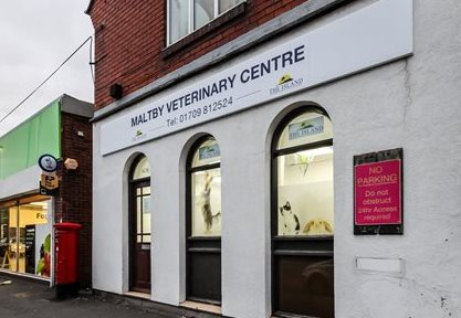 White Cross Vets, Rotherham - Maltby