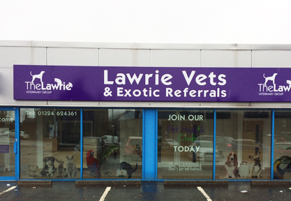 Lawrie Veterinary Group, Falkirk