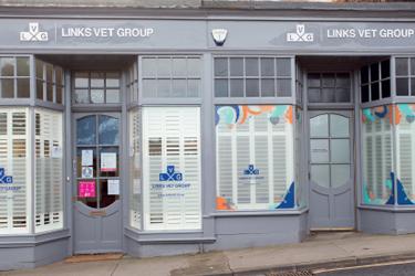 Links Veterinary Group, North Berwick