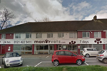Manor Vets, Halesowen
