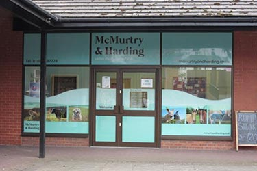 McMurtry & Harding Veterinary Practice, Uttoxeter
