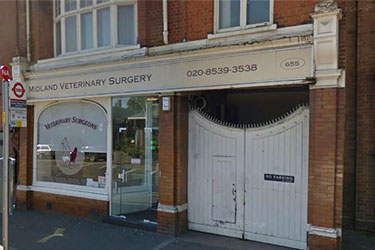 Midland Veterinary Surgery, Leyton