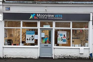 Moorview Vets, Ashington