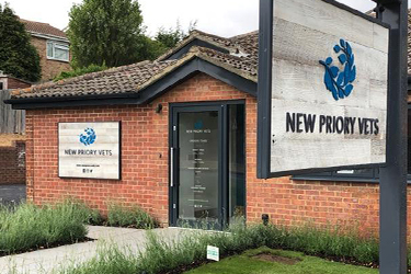 New Priory Vets, Peacehaven Clinic
