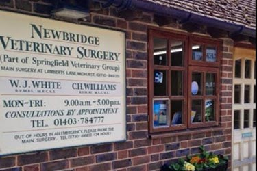 Newbridge Veterinary Surgery