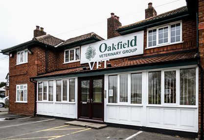 Oakfield Veterinary Surgery, Castle Bromwich