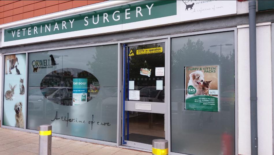 Orwell Veterinary Group, Ravenswood