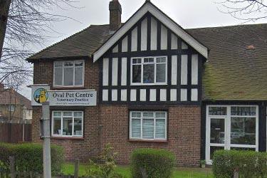 Oval Pet Centre, Eltham