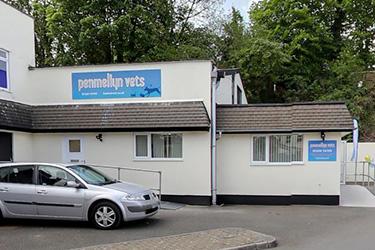 Penmellyn Vets, Bodmin