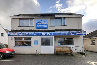 Penmellyn Vets, Newquay
