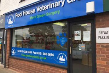 Pool House Veterinary Hospital, Mere Green