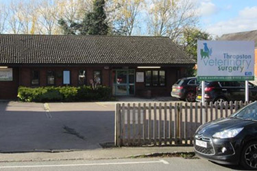 Sampson Park, Thrapston Veterinary Surgery
