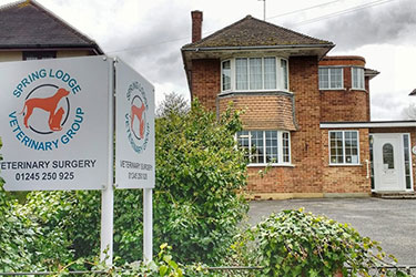 Spring Lodge Veterinary Group, Broomfield Road