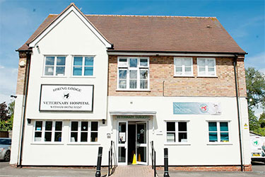 Spring Lodge Veterinary Group, Witham
