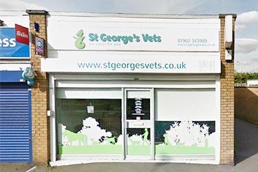 St George's Vets, Perton