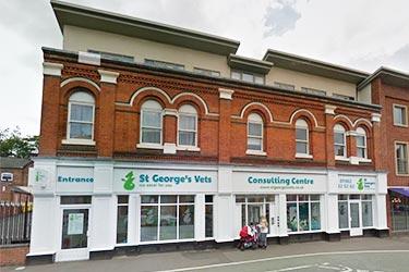 St George's Vets, Wolverhampton