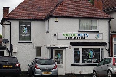 The Veterinary Clinic, Kings Heath