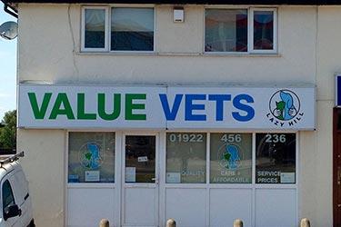 The Veterinary Clinic, Lazy Hill