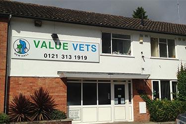 The Veterinary Clinic, New Hall