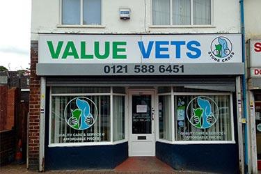 The Veterinary Clinic, Stone Cross