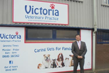 Victoria Veterinary Practice, Aberdare