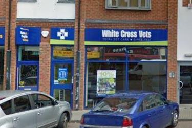 White Cross Vets, Kings Heath