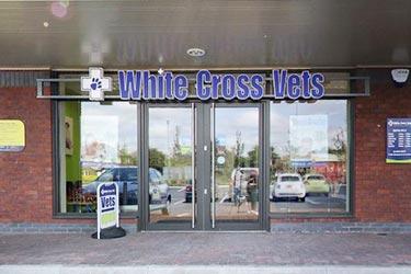 White Cross Vets, St Helens