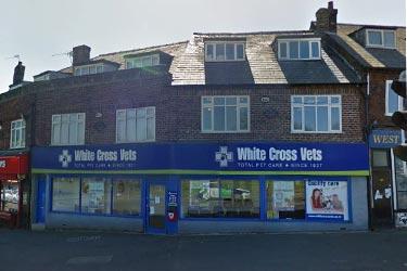 White Cross Vets, West Derby